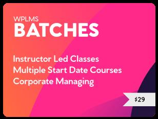 Classes app